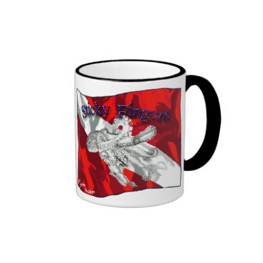 Divers Den Collection Mugs