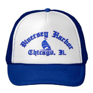 Diversey Harbor Chicago Trucker Hat