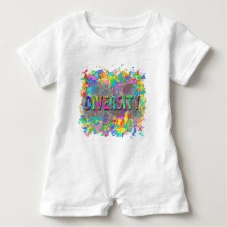 Diversity. Baby Bodysuit
