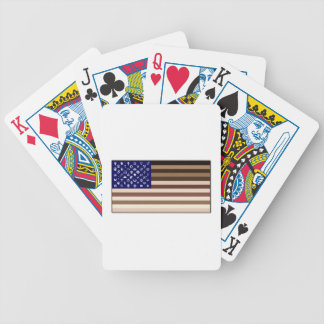 Diversity Flag Bicycle Playing Cards
