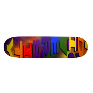 Diversity in Motion Skateboard