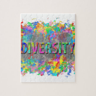 Diversity. Jigsaw Puzzle