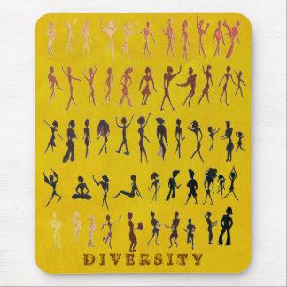 Diversity Mouse Pad