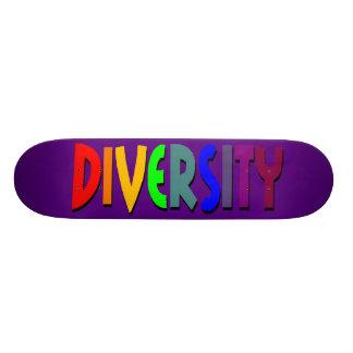 Diversity (Purple) Skateboard