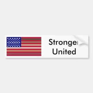 Diversity United Sticker Bumper Sticker