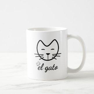 Divertido El Gato - Funny Cat Coffee Mug