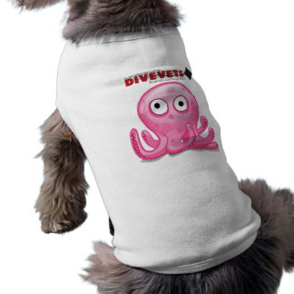 DiveVets Doggie Shirt
