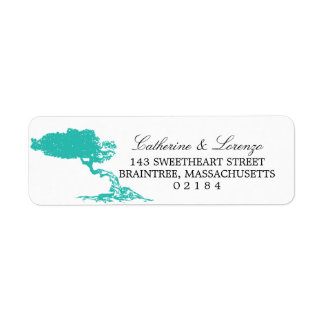 Divi Divi Tree Aruba | Return Address Return Address Label