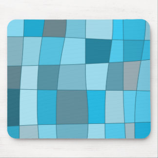 Divided Waves Mousepad