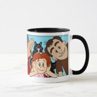 DIVIDEDasONE Character Mug