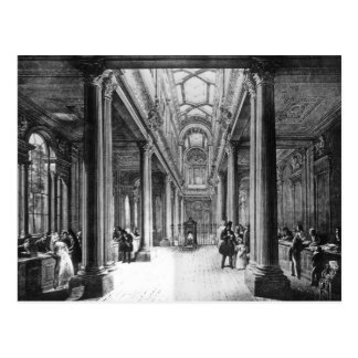 Dividend Office, Bank of England Postcard