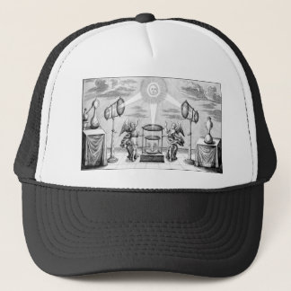 Divine Angels of Alchemy Trucker Hat