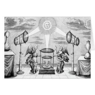 Divine Arcana of Alchemy Card