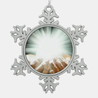 Divine healing God,peace, love,reiki, energy aura Ornaments