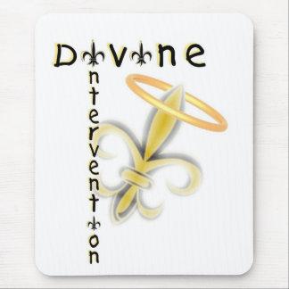 Divine Intervention Mouse Pad
