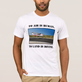 Divine Landing T-Shirt