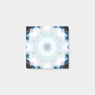 Divine Light Mandala Post-it Notes