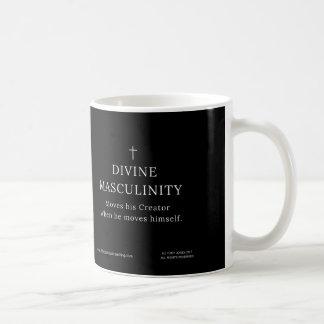 DIVINE MASCULINITY: Moves Coffee Mug