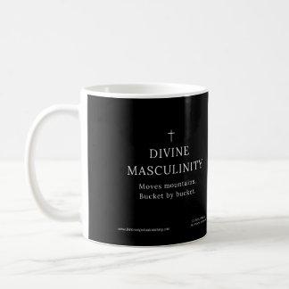 DIVINE MASCULINITY: Moves Mountains Coffee Mug