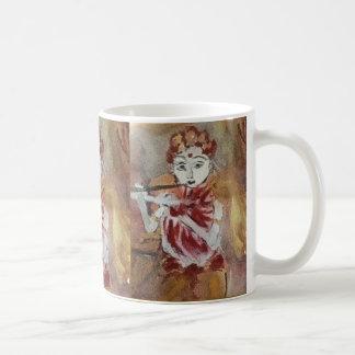 Divine Melodies of Krishna Coffee Mug