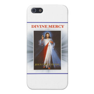 Divine Mercy Case For iPhone 5/5S