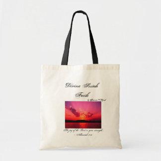 Divine Sistah Faith Tote Bag