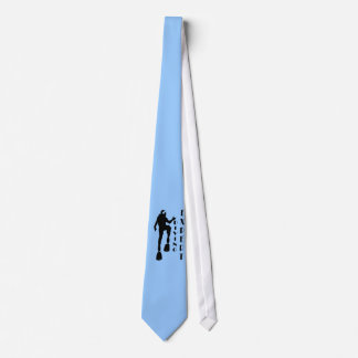 Diving expert tie