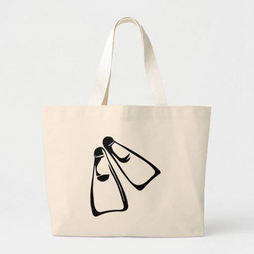 Diving - Fins Canvas Bags
