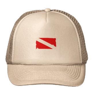 diving hats