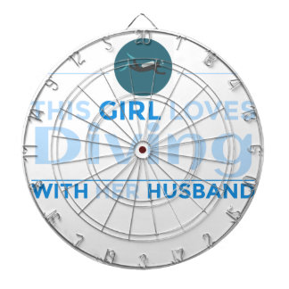 diving_husband dartboard