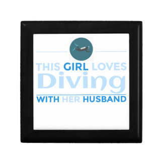 diving_husband gift box