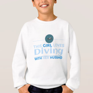 diving_husband sweatshirt