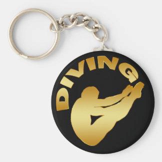 DIVING KEY RING