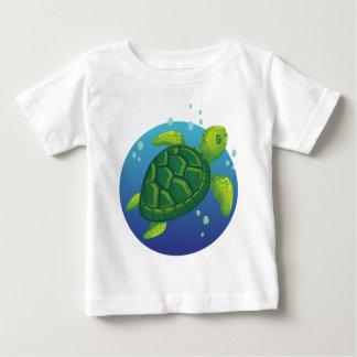 Diving more water ocean sea turtle baby T-Shirt