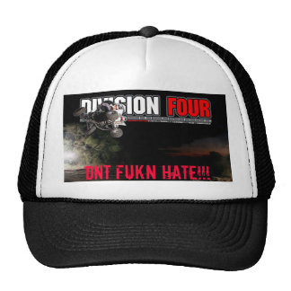 Division 4, DNT FUKN HATE!!! Cap
