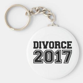Divorce 2017 key ring