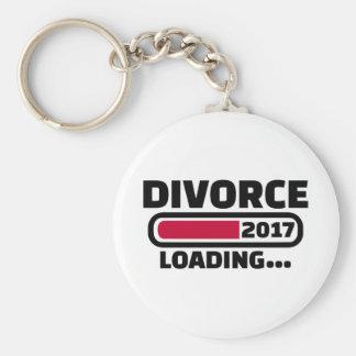 Divorce 2017 loading key ring