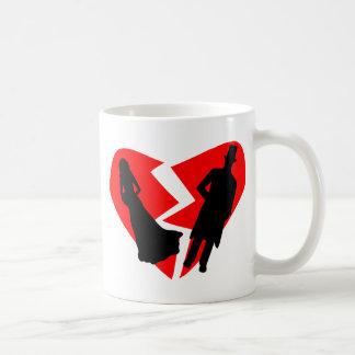 Divorce Basic White Mug