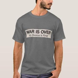 Divorce is Final T-Shirt