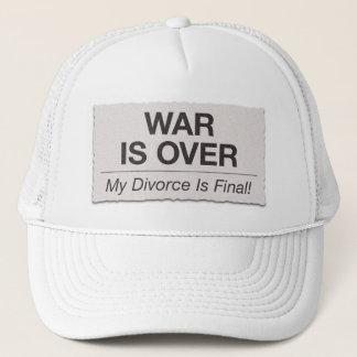 Divorce is Final Trucker Hat