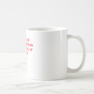 divorce joke coffee mug