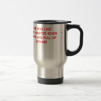 divorce joke mug