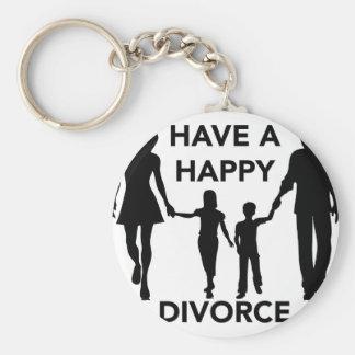 divorce key ring