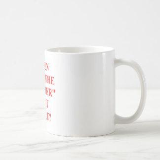 DIVORCE COFFEE MUG