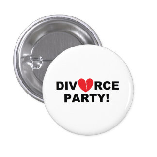 """Divorce Party"" Button"