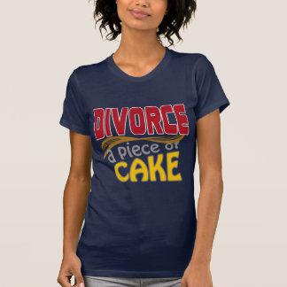 Divorce - Piece of Cake Tshirts