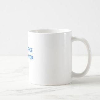 Divorce Survivor - 2 - Blue Coffee Mug