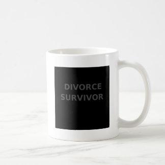 Divorce Survivor - 2 - Gray Mugs