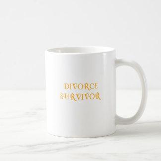 Divorce Survivor - 3 - Orange Mug