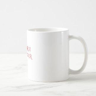 Divorce Survivor - 3 - Red Basic White Mug